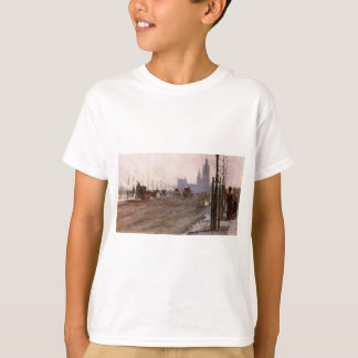 The Victoria Embankment, London by Giuseppe T-Shirt