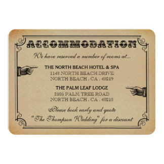The Victorian Steampunk Wedding Collection 11 Cm X 16 Cm Invitation Card