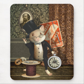 The Victorian Tailor Mouse Mouse Pad