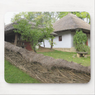 The Village Museum in Bucharest, Romania Mousepad