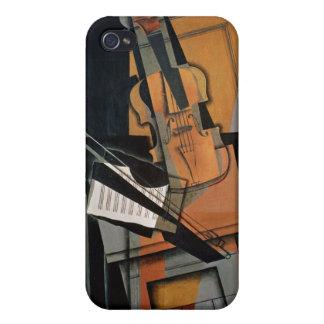 The Violin, 1916 iPhone 4 Case