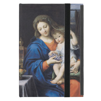 The Virgin of the Grapes, 1640-50 iPad Mini Cover