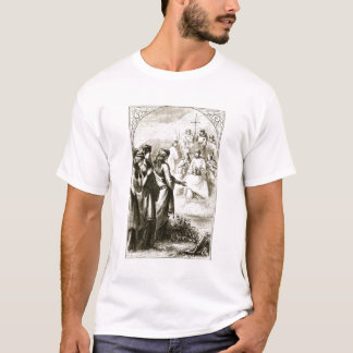 The Vision of the Synod of Clerics, from 'The Tria T-Shirt