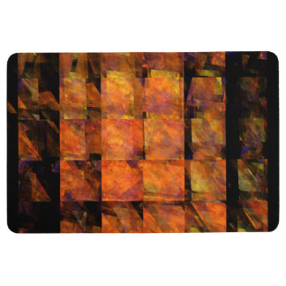 The Wall Abstract Art Floor Mat