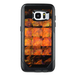 The Wall Abstract Art OtterBox Samsung Galaxy S7 Edge Case