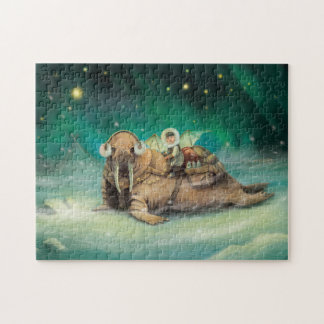 The Walrus Jigsaw Puzzle