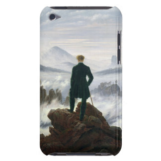 The Wanderer above the Sea of Fog Case-Mate iPod Touch Case