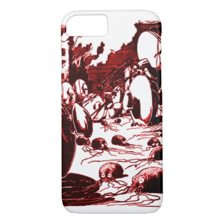 The War of the Worlds iPhone 8/7 Case