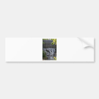 The Waterfall Bumper Sticker