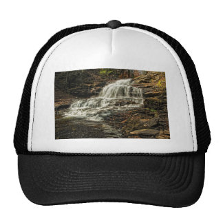 The waterfalls cap