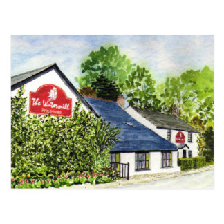 The Watermill Postcard