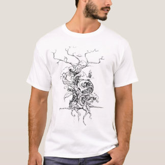 'the wave tree T-Shirt