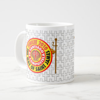 The Way of Saint James 2010 Large Coffee Mug