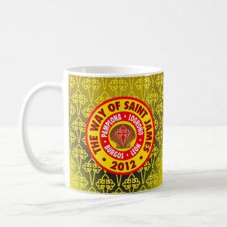 The Way of Saint James 2012 Coffee Mug