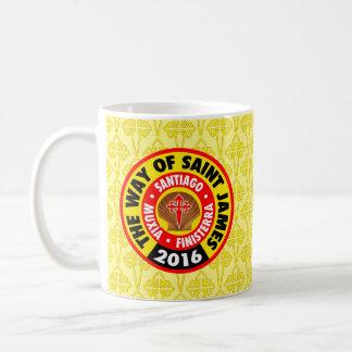 The Way of Saint James 2016 Coffee Mug