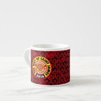 The Way of Saint James 2016 Espresso Cup