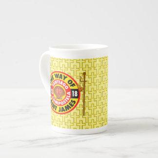 The Way of Saint James 2018 Tea Cup