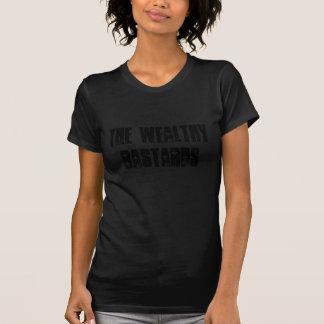The Wealthy Bastards Destroyed T-Shirt