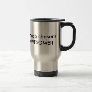 The weather geek in me stainless steel travel mug