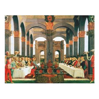 The Wedding Feast Post Card