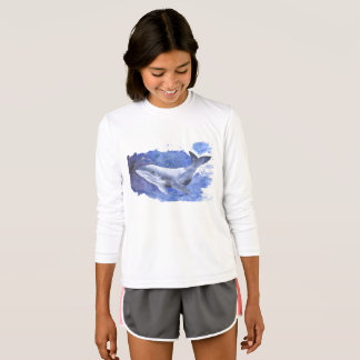 The whale in the constellation T-Shirt