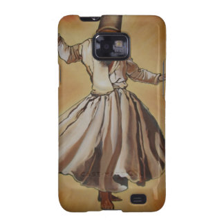 The Whirling Dervish Samsung Galaxy S2 Cases