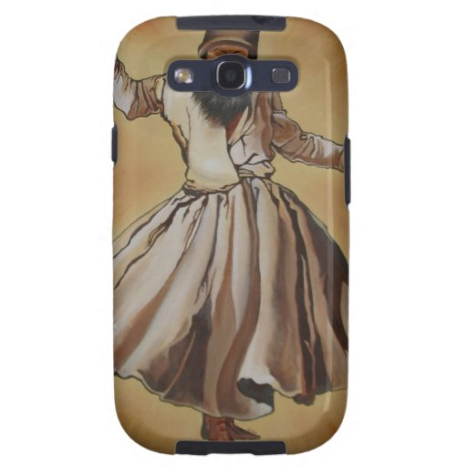 The Whirling Dervish Galaxy S3 Cases