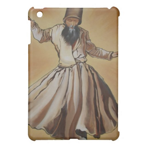 The Whirling Dervish iPad Mini Cover