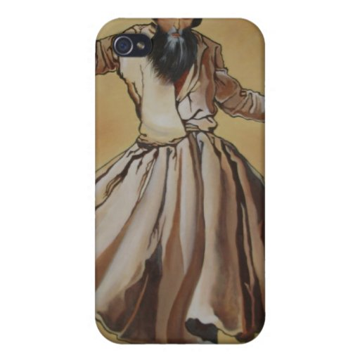 The Whirling Dervish iPhone 4/4S Cover
