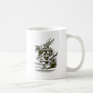 The White Rabbit Coffee Mug