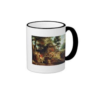 The Wild Boar Hunt Mug
