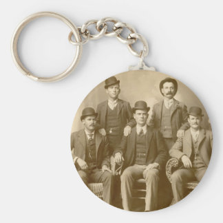 The Wild Bunch - Butch Cassidy & Sundance Kid Key Ring