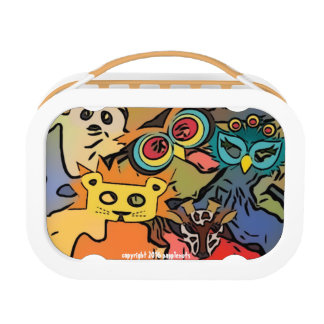 The Wild! Lunch Box