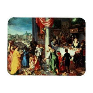 The Winter Feast, Gathering at the Bavarian State Magnet