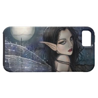 The Witching Hour Gothic Night Fairy iPhone Case