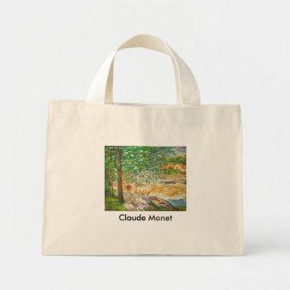 The Woman on the Shore Mini Tote Bag
