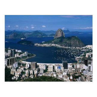 The wonderful City Postcard