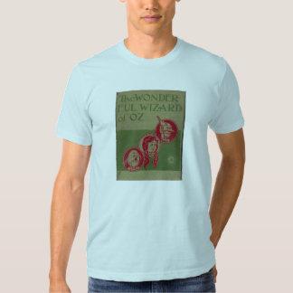 Oz yellow brick road dorothy t shirts t shirt printing for Wizard t shirt printing