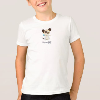The Woof Life _ Science T-Shirt