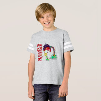 The World Has a Problem with Me. T-Shirt