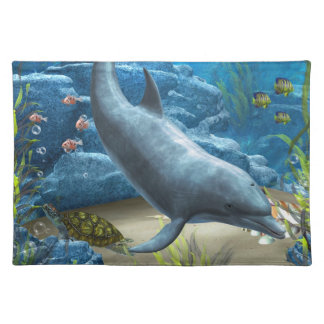 The World Of The Dolphin Placemats