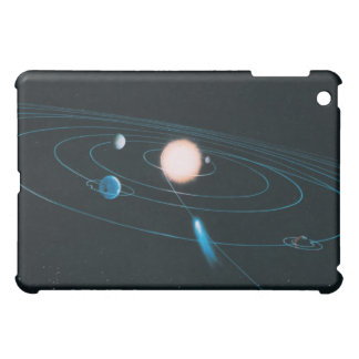 The World of the Inner Solar System iPad Mini Case
