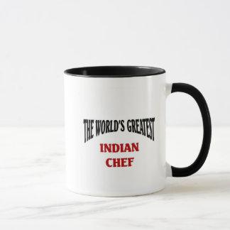 The world's greatest Indian Chef Mug