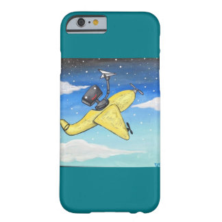 The yellow plain barely there iPhone 6 case