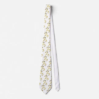 The Yellow Sign Carcosa Tie