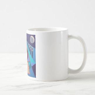 The Yod Letter - Hebrew alphabet Coffee Mug