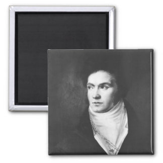 The young Ludwig van Beethoven  1806 Magnet