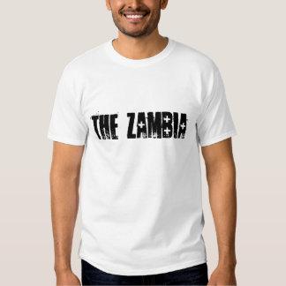 THE ZAMBIA SHIRTS