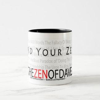 The Zen Of Dave Coffee Mug No.2