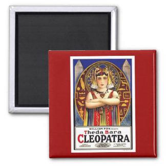 Theda Bara as Cleopatra Vintage Movie Magnet